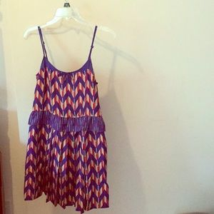 Marc by Marc Jacobs Striped Flared Dress XS or S